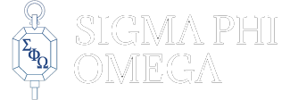 Sigma Phi Omega Logo